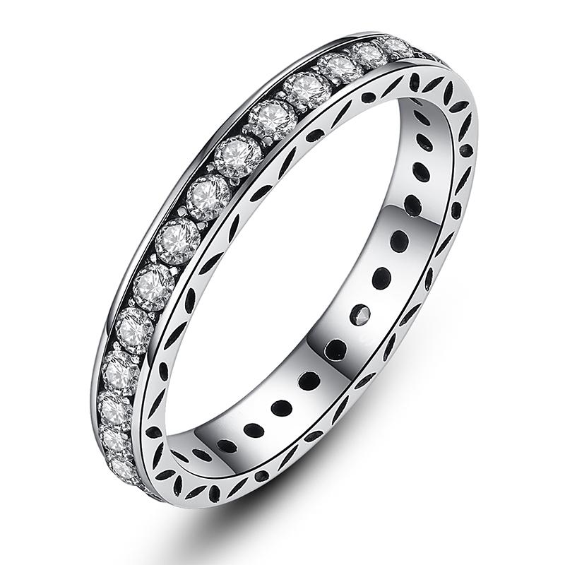 Inel din argint Love