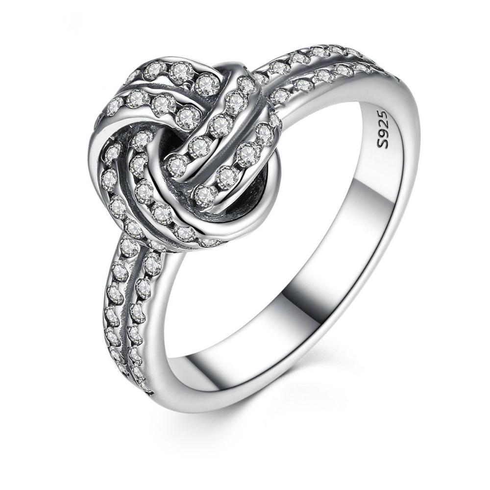 Inel din argint Fashion Love
